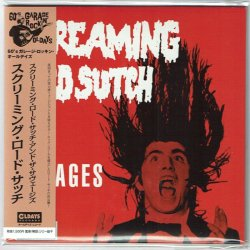 Photo1: SCREAMING LORD SUCH / SCREAMING LORD SUCH AND THE SAVAGES (Brand New Japan mini LP CD) * B/O *