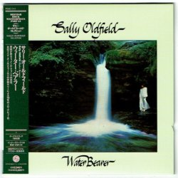 Photo1: SALLY OLDFIELD / WATER BEARER (Used Japan mini LP CD)