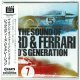 V.A. / THE SOUND OF FORD & FERRARI 60'S GENERATION (Brand New Japan mini LP CD) * B/O *
