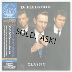 Photo1: DR. FEELGOOD / CLASSIC (Used Japan mini LP CD)
