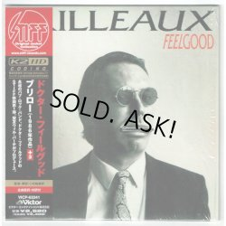 Photo1: DR. FEELGOOD / BRILLEAUX (Used Japan mini LP CD)