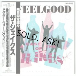 Photo1: DR. FEELGOOD / A CASE OF THE SHAKES (Used Japan mini LP SHM-CD)