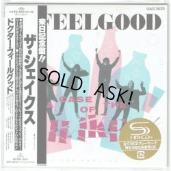 Photo2: DR. FEELGOOD / A CASE OF THE SHAKES (Used Japan mini LP SHM-CD)