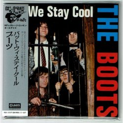 Photo1: THE BOOTS / BUT WE STAY COOL (Brand New Japan mini LP CD) * B/O *