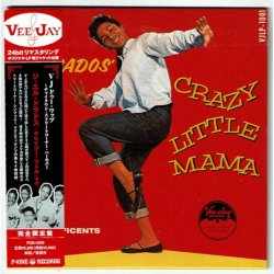 Photo1: THE EL DORADOS / CRAZY LITTLE MAMA (Used Japan mini LP CD) Vee-Jay
