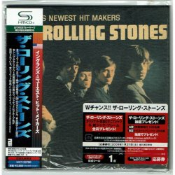 Photo2: THE ROLLING STONES / ENGLAND'S NEWEST HIT MAKERS (Used Japan mini LP SHM-CD)