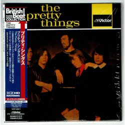 Photo1: THE PRETTY THINGS / THE PRETTY THINGS (Used Japan mini LP CD)