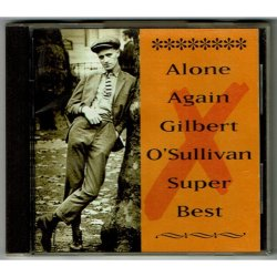 Photo1: GILBERT O'SULLIVAN / SUPER BEST (Used Japan Jewel Case CD - missing OBI)