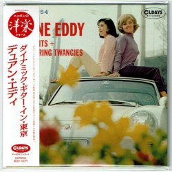 Photo1: DUANE EDDY / TOKYO HITS + THE ROARING TWANGIES (Brand New Japan mini LP CD) * B/O *