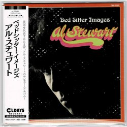 Photo1: AL STEWART / BEDSITTER IMAGES (Brand New Japan mini LP CD) * B/O *