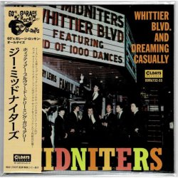 Photo1: THEE MIDNITERS / WHITTIER BLVD. AND DREAMING CASUALLY (Used Japan mini LP CD)