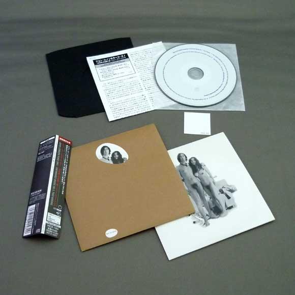 Photo2: JOHN LENNON & YOKO ONO / UNFINISHED MUSIC NO.1, TWO VIRGINS
