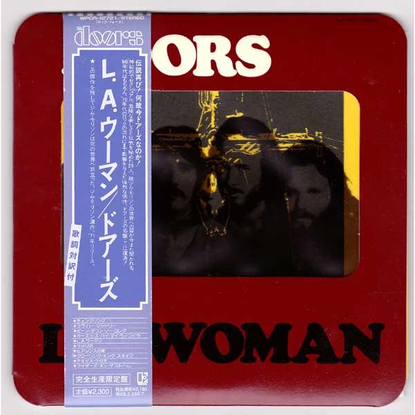 THE DOORS / L A  WOMAN (Used Japan Mini LP CD)