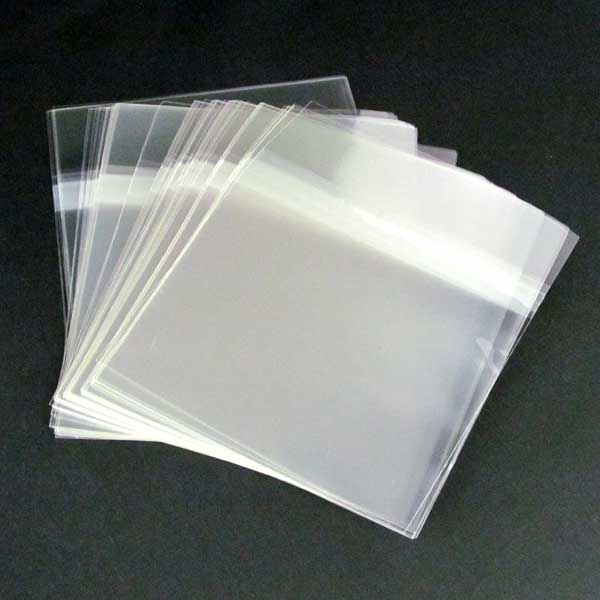 RESEALABLE OUTER SLEEVES for Mini LP CD (100 pieces)