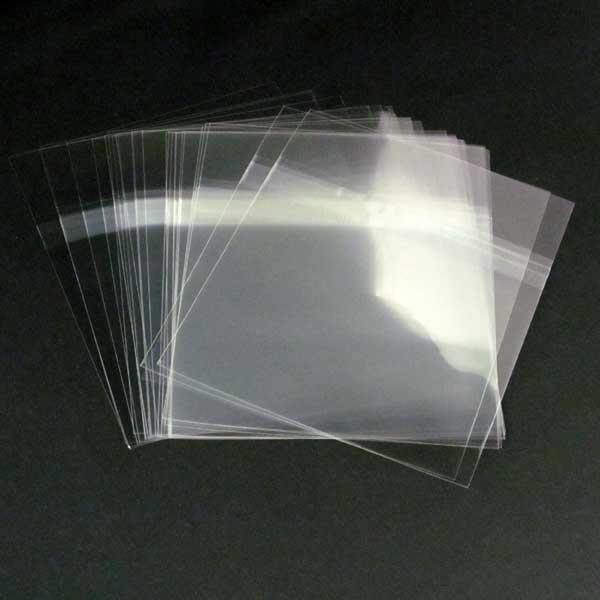 resealable outer sleeves for mini lp cd  25 pieces