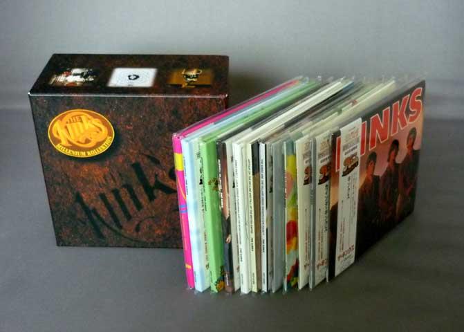 The Kinks Millenium Kollektion Used Japan Mini Lp Cd
